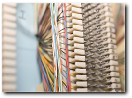 Telephone Wiring Services!