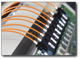 Fiber Optic Wiring Services!